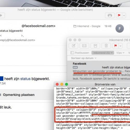 Facebooks trucjes om je hun mail te laten openen en door te klikken zijn subtiel maar vast effectief.