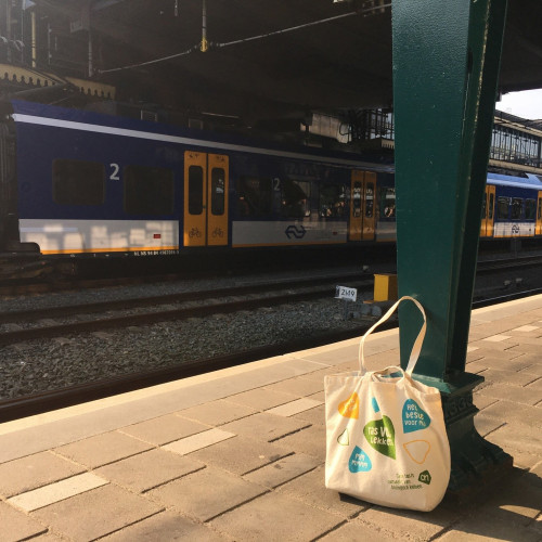 Traveling with The Bag #indieweb